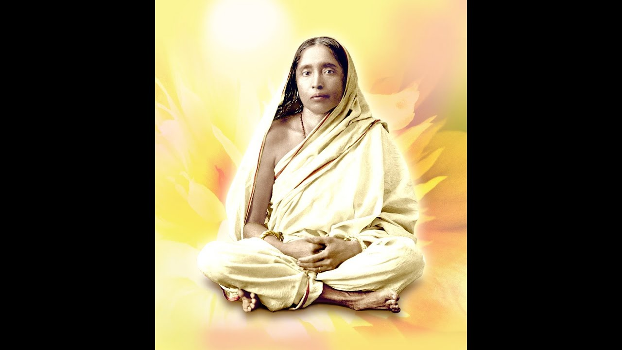 Sri Sarada Devi, the Holy Mother | Vedanta Center of Greater ...
