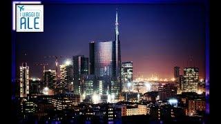 MILANO in un giorno, cosa fare, cosa vedere, Da Milano centrale, city life, navigli