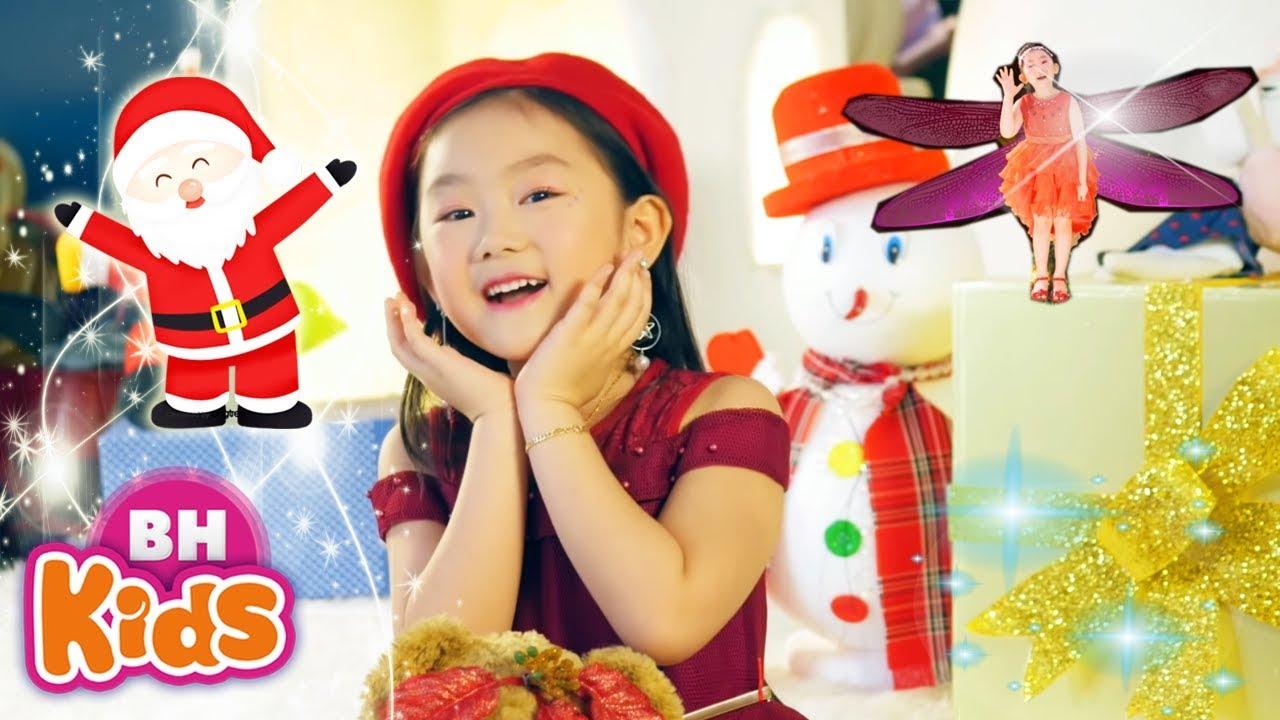 Liên Khúc Giáng Sinh Cho Bé ♫ Cây Thông Màu Xanh ♫ Feliz Navidad - Nhạc Thiếu Nhi Vui Nhộn