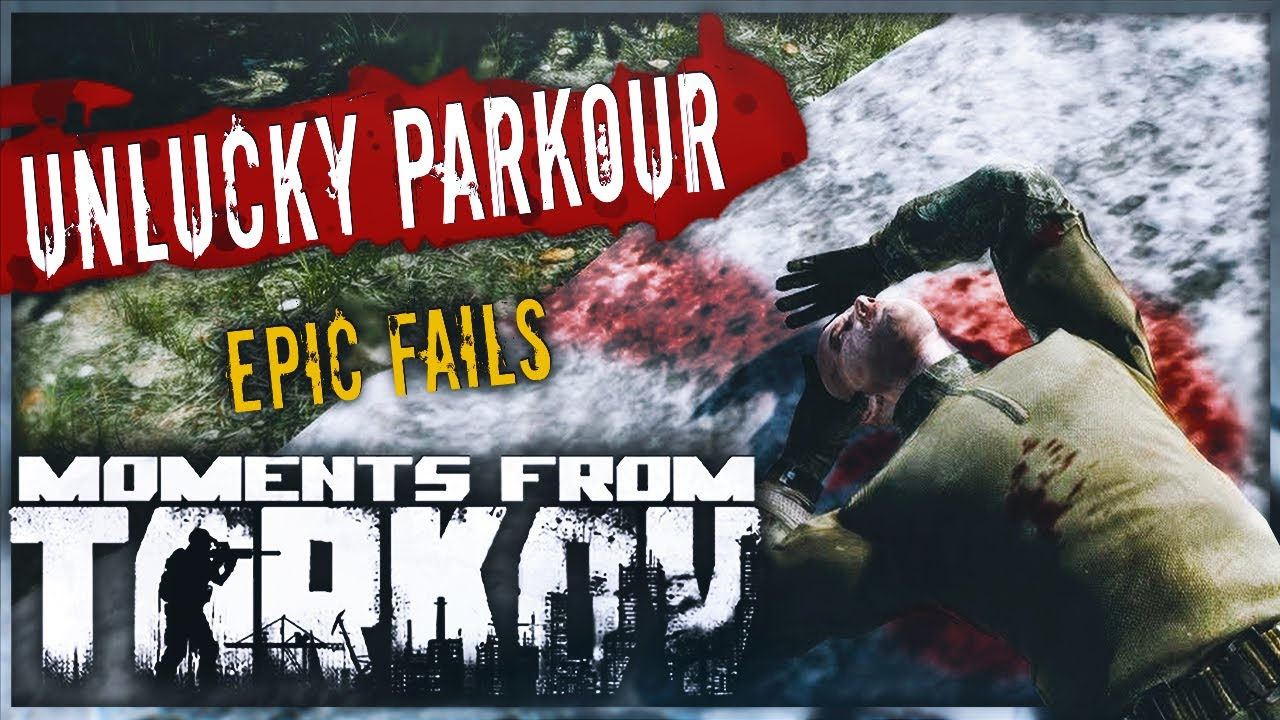 BEST MOMENTS ESCAPE FROM TARKOV  HIGHLIGHTS - EFT WTF & FUNNY MOMENTS  #58