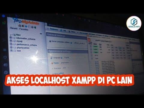 Cara Mengakses Localhost XAMPP di PC Lain.