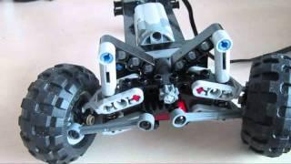 Système de direction avec retour au centre LEGO Technic par charbel