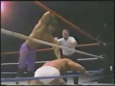 Ravishing Rick Rude vs. Don Muraco