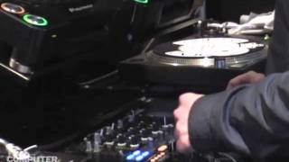How To DJ with Armin van Buuren (2/2), World's Number One DJ [Trance Energy 2009 Intro / Opening]