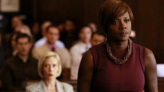 """How To Get Away With Murder After Show Season 1 Episode 4 """"Lets Get To Scooping"""" 
