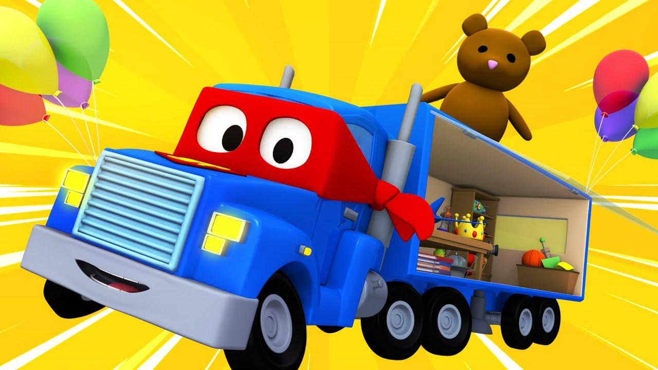Xe Tải Chở Hàng Thanh lý - Siêu xe tải Carl