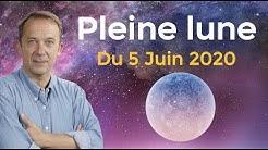 Pleine Lune 5 Juin 2020