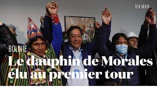 En Bolivie, Luis Arce, dauphin d'Evo Morales, remporte la présidentielle dès le premier tour