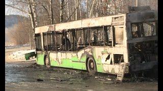 Почему в Красноярске горят автобусы «МАЗ»?