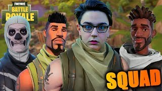 🔴 FORTNITE 🔴 ON DO THE SQUAD THIS MATIN! RUSH TOP 1 BUY OF THE NEW SKIN?