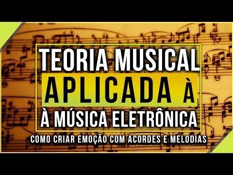 Teoria Musical aplicada à Música Eletrônica (Como criar