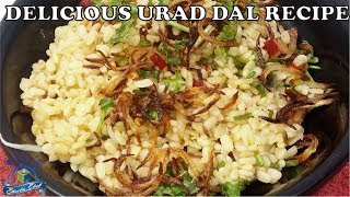 Dry Urad Dal Recipe | सूखी उरद दाल | Mash Ki Sukhi Dal Recipe |  SHEEBA CHEF