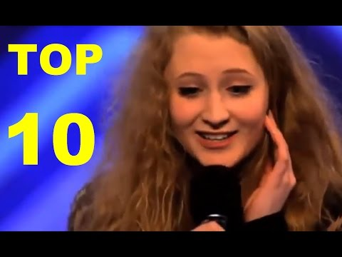 Top X Factor UK Auditions - My Best performances in ...