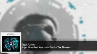 Orjan Nilsen feat. Kate Louise Smith - The Thunder