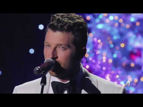 Brett Eldredge Glow The Christmas Song - Daniel Falcone soloist
