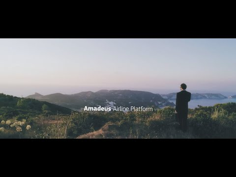 Amadeus Airline Platform  Simple, agile, and open