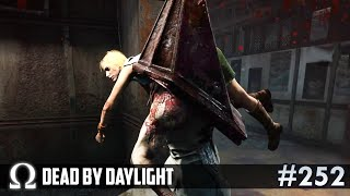 PYRAMID HEAD LOVES DELIRIOUS! 😱 | Dead by Daylight (DBD) Pyramid Head / Silent Hill Chapter
