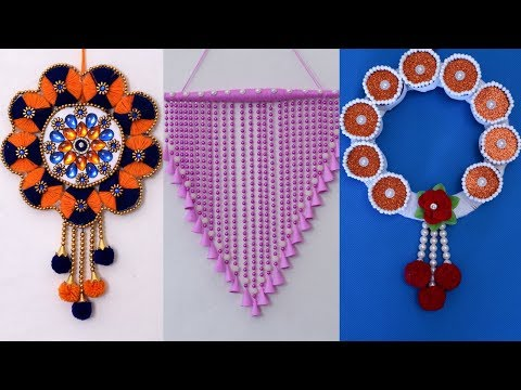 5 Easy....Room Decor 2019 !!! Wall Hamging Idea Home Decor || DIY Projects