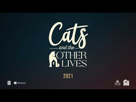 Cultic Announces its Next Title: Cats and the Other Lives