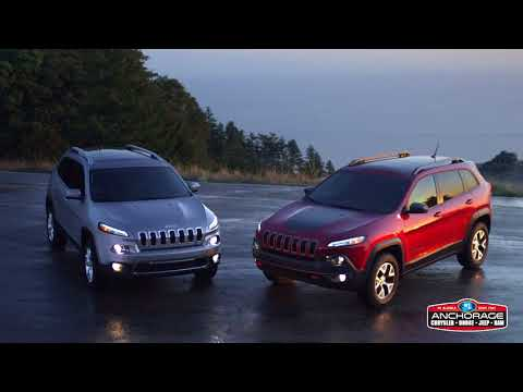 Anchorage CDJR Center   Jeep SUVs   Drive And Discover