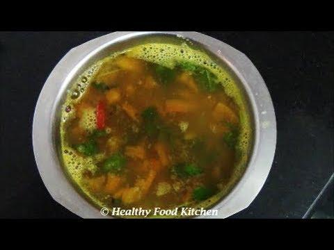 Rasam Recipe in Tamil -Thippili Rasam Recipe-Long Pepper Rasam Recipe  - Pepper Rasam Recipe
