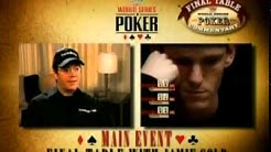 WSOP 2006 Final Table with Jamie Gold Commentary Pokerway