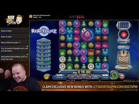 (part 2) LIVE CASINO GAMES - Freespins Added To !gorilla Giveaway+ !feature For Free €€ 🥰 (27/04/20)
