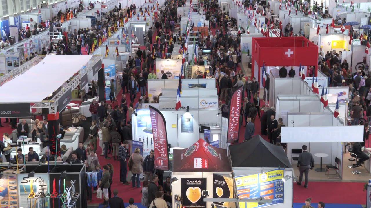 Salon des inventions 2015 youtube - Salon des inventions ...