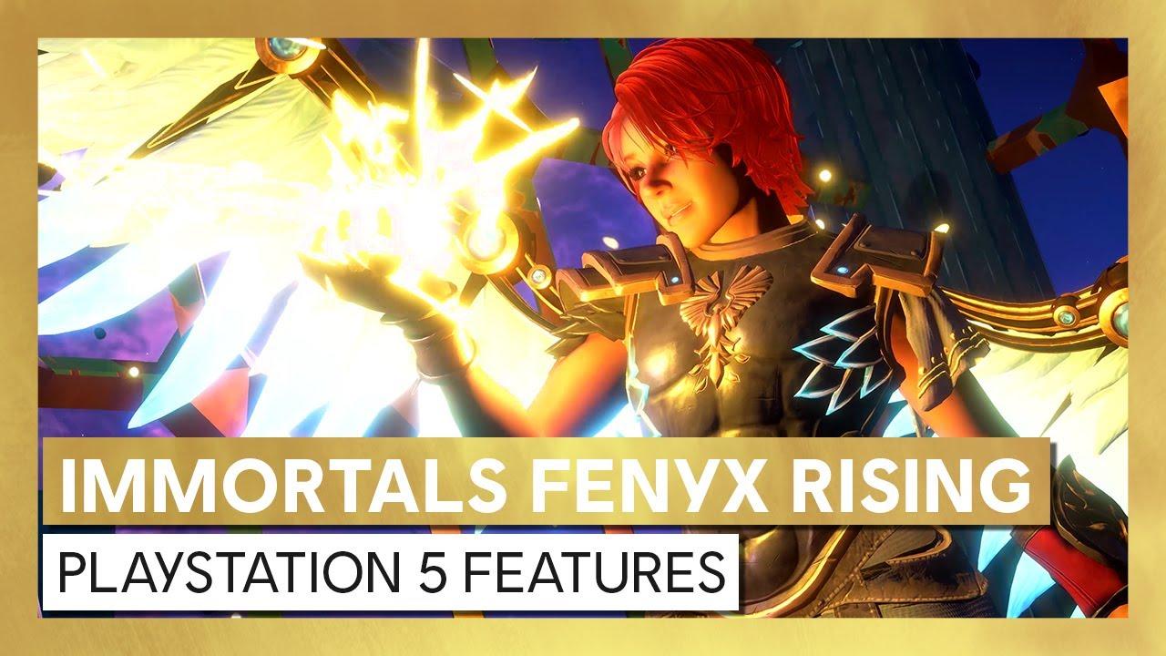 Immortals Fenyx Rising - PlayStation 5 Features Presentation
