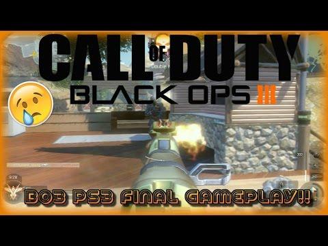 BO3 FINAL GAMEPLAY IN LAST GEN/PS3 & XBOX 360-COD BO3 PS3 ...Video Games Xbox 360 Bo3