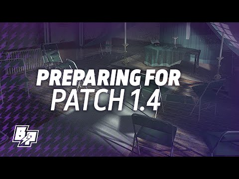 The Division - Preparing For Patch 1.4