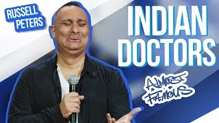 Indian Doctors  Russell Peters - Almost Famous