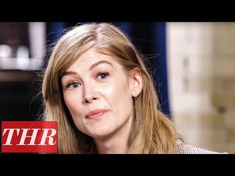 Rosamund Pike & Jamie Dornan Talk Character's Physicality in 'A Private War'  TIFF 2018