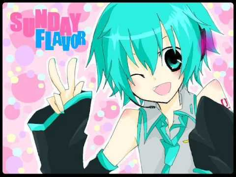 【MIKUO】 Sunday Flavor 【初音ミクオ】
