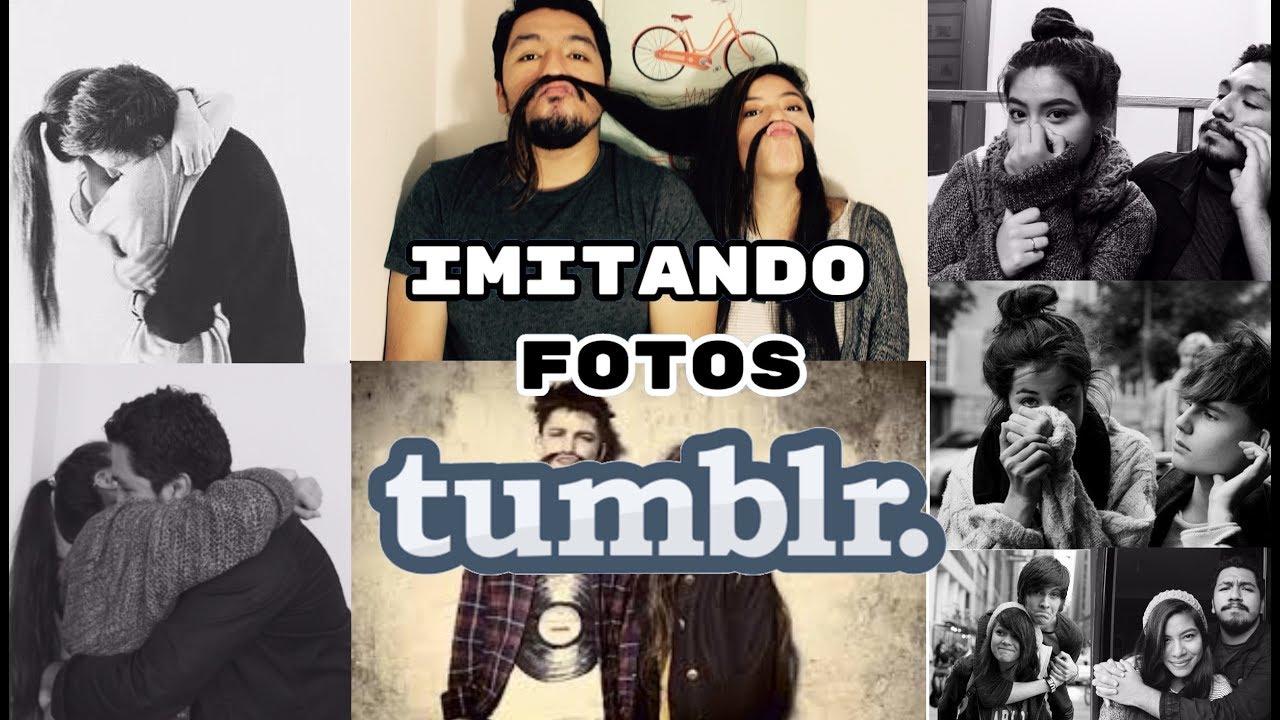 #BRAYANBRONCANOVLOGS-IMITANDO FOTOS TUMBLR FT. Sandra Felipa