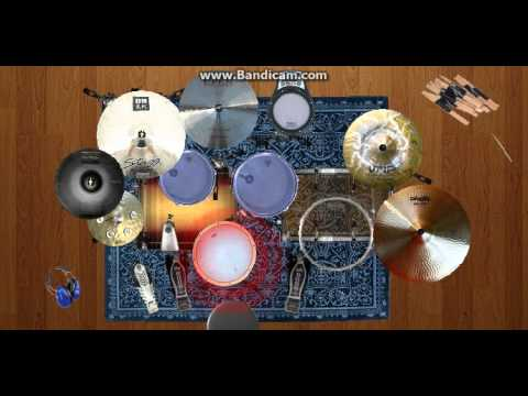 Dany virtual drum Jamrud Waktu ku Mandi