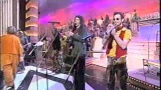 Pitura freska - Papa nero - Sanremo 1997.m4v