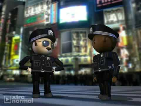 A Typical NYPD Auxiliary Conversation - YouTube