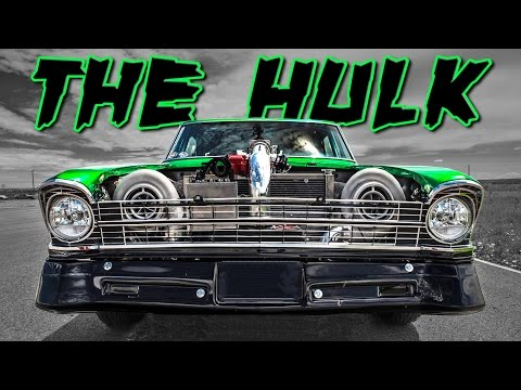 The HULK – 2500hp '67 Nova