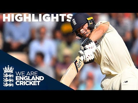 Resilient Buttler and England Frustrate India | England v India 4th Test Day 3 2018 - Highlights