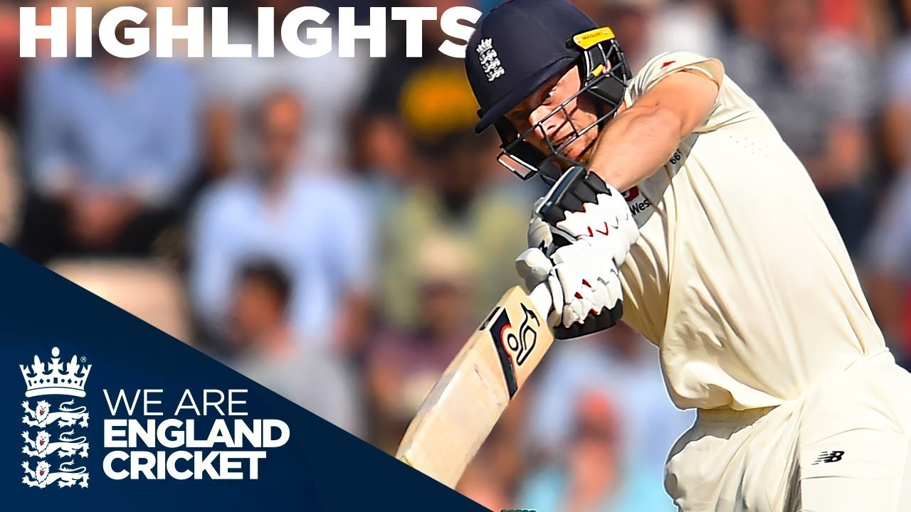 Resilient Buttler and England Frustrate India   England v India 4th Test Day 3 2018 - Highlights