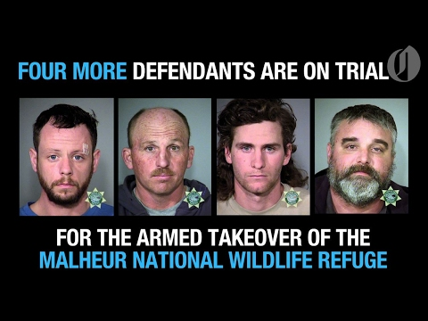 Prosecutors take unusual move to hire jury consultant in 2nd Oregon standoff trial
