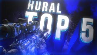 Hural  Top 5 Week #3 By Kynz Ft Esencial