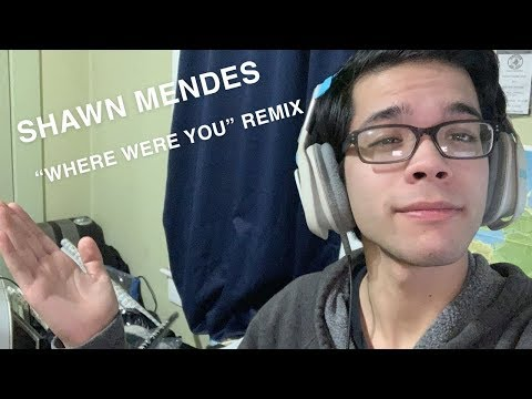 Shawn Mendes - Where Were You In The Morning (KAYTRANADA Remix) | Reaction Mp3