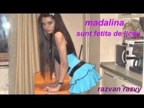 Madalina Sunt fetita de liceu ( ByoCare )