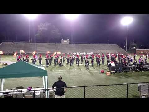Nation Ford High School Band
