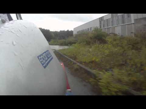 Stephen Moore Saehan Rally Sprint September 2013