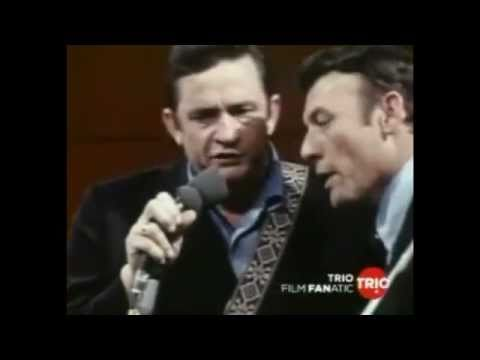 Johnny Cash - Daddy Sang Bass - Live at San Quentin (Good Sound Quality)