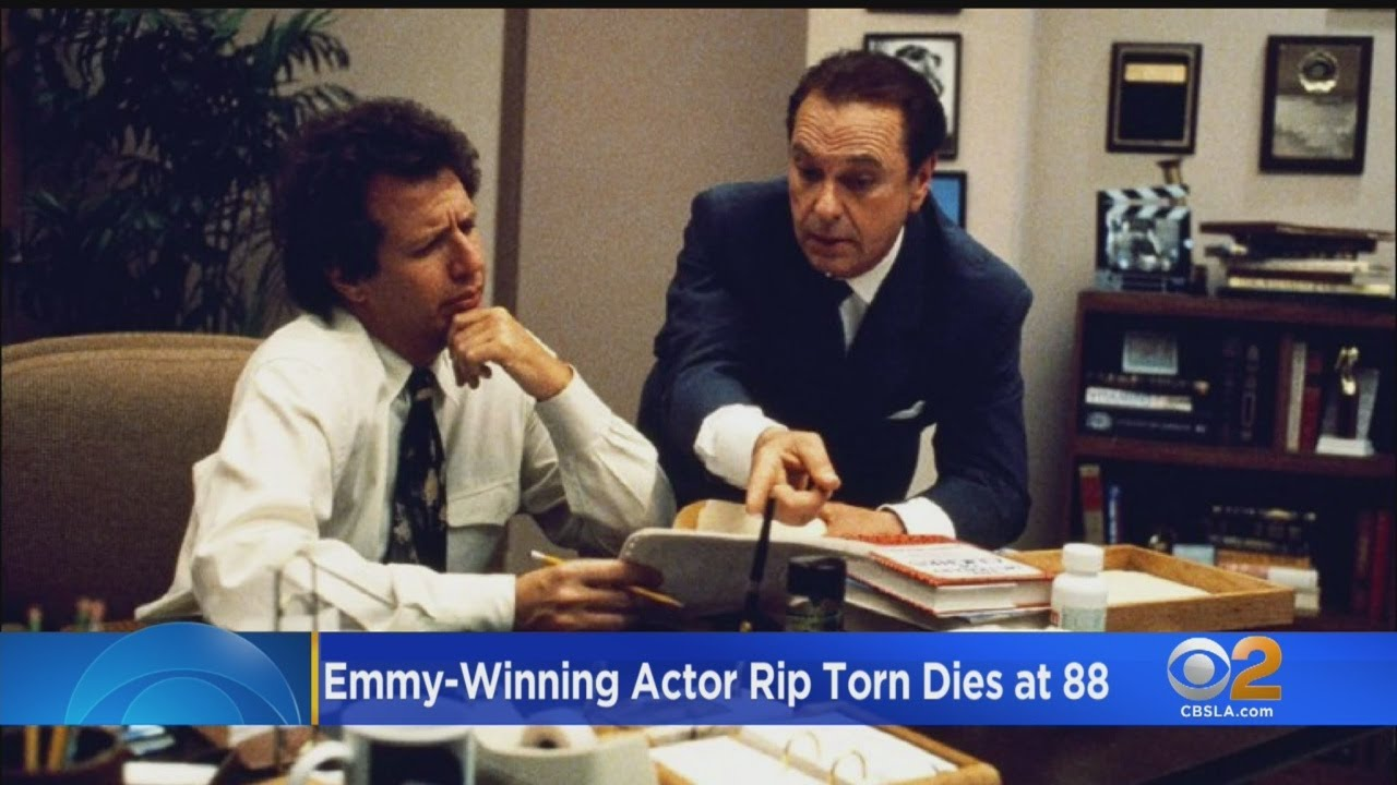 'The Larry Sanders Show' Actor Rip Torn Dies At 88
