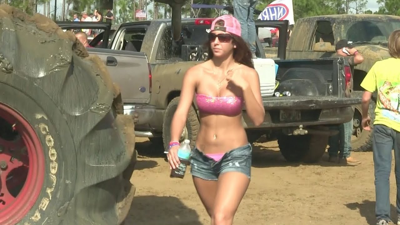 naked muddy hillbilly chicks